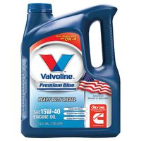 Valvoline Premium Blue Heavy Duty Diesel Engine Oil Rebate
